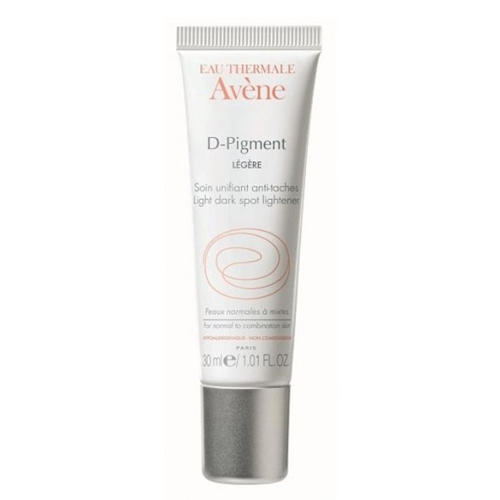 Осветляющий крем от пигментных пятен для нормальной и комбинированной кожи 30 мл (Avene, Кожа с гиперпигментацией) эффективный отбеливающий крем от пигментных пятен