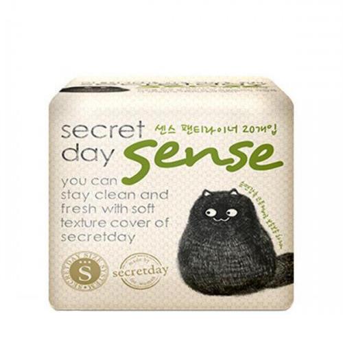 Ультратонкие дышащие органические прокладки 20 шт (15,5 см) (Secret Day) прокладки secretday 20шт 14 5см ежедн органические ультратонкие дышащие