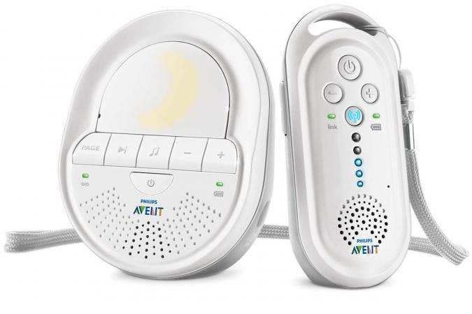 радионяни Радионяня устройство для присмотра за новорожденных и детьми до 3х лет SCD506 (Avent, Радио и Видеоняни)