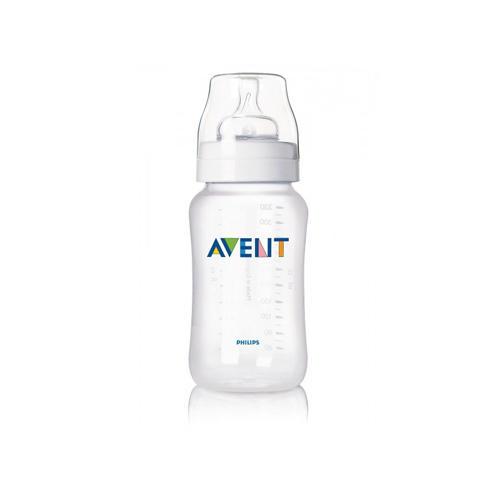 Бутылочка для кормления, 330мл,1 шт.(полипропилен)