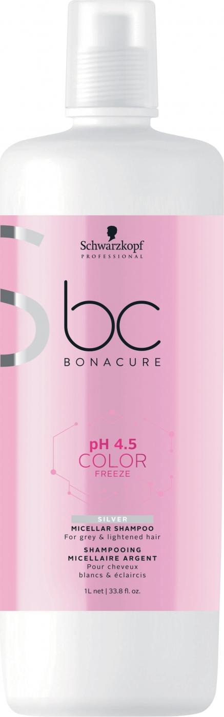 Купить Schwarzkopf Professional BC pH 4.5 Color Freeze Нейтрализуюший шампунь, 1000 мл (Schwarzkopf Professional, BC Bonacure), Германия