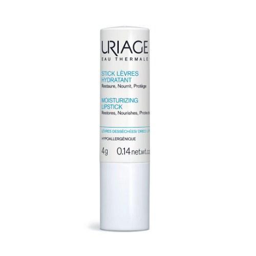 Увлажняющий, защитный и восстанавливающий стик для губ 4 г (Uriage, Eau thermale) uriage увлажняющий стик для губ ксемоз 4 г