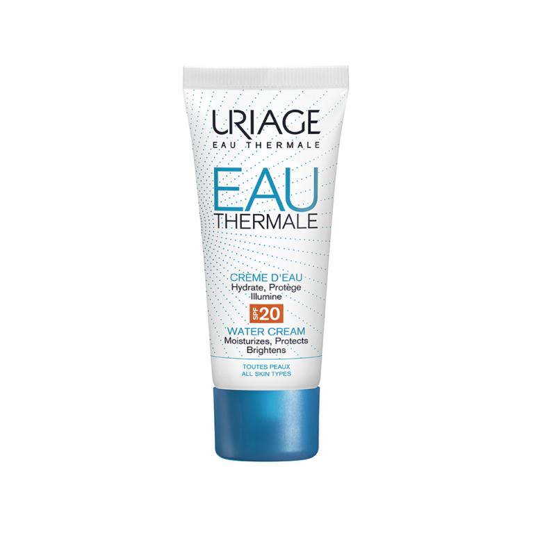 Uriage Легкий увлажняющий крем SPF 20, 40 мл (Uriage, Eau thermale)