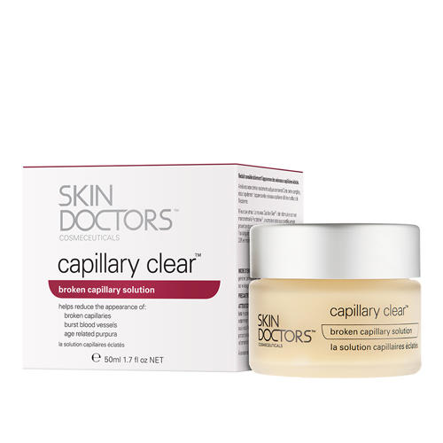 Skin Doctors Крем для кожи лица с проявлениями купероза  50 мл (Skin Doctors, Clear)
