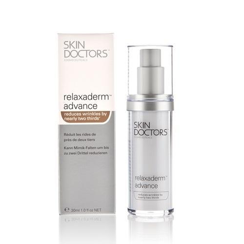 Прогрессивный крем для лица против морщин и мимических линий Relaxaderm 30 мл (Skin Doctors, Antiage)