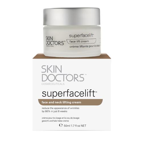 купить Крем лифтинг для лица, Superfacelift 50 мл (Skin Doctors, Antiage) недорого