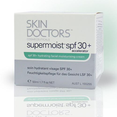 �����������, �������������� ���� ��� ���� SPF 30+  50 �� (Supermoist) (Skin Doctors)