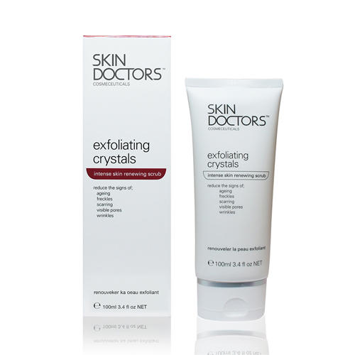 Skin Doctors Скраб для интенсивный для обновления кожи 100 мл (Skin Doctors, Cleanser)