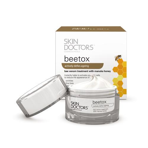 Фото - BeeTox омолаживающий крем для уменьшения возрастных изменений кожи 50 мл (Skin Doctors, Antiage) омолаживающий крем для уменьшения возрастных изменений кожи beetox 50 мл