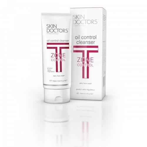 Очищающее средство, регулирующее жирность кожи 150 мл (T-zone) (Skin Doctors)