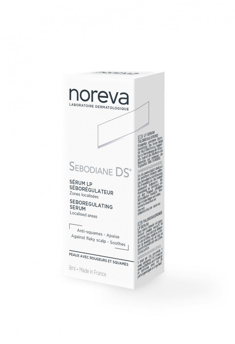 Noreva Себодиан DS Себорегулирующая сыворотка, 8 мл (Noreva, Sebodiane)