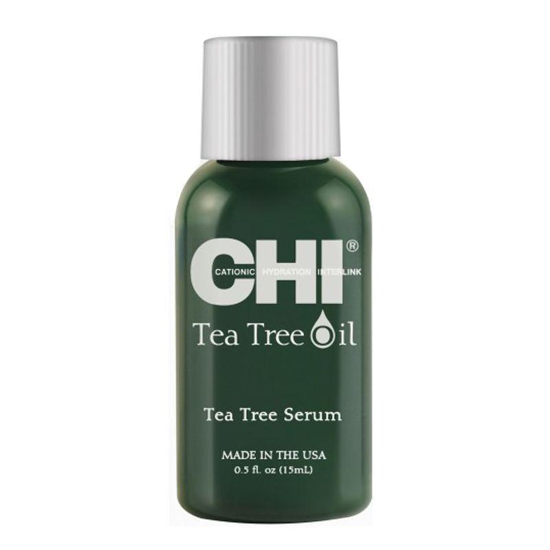 Tea Tree Serum Сыворотка с маслом чайного дерева, 15 мл (Chi, tree oil)