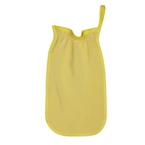 Варежка для пилинга Желтая 1 ш. (Варежка-пилинг)