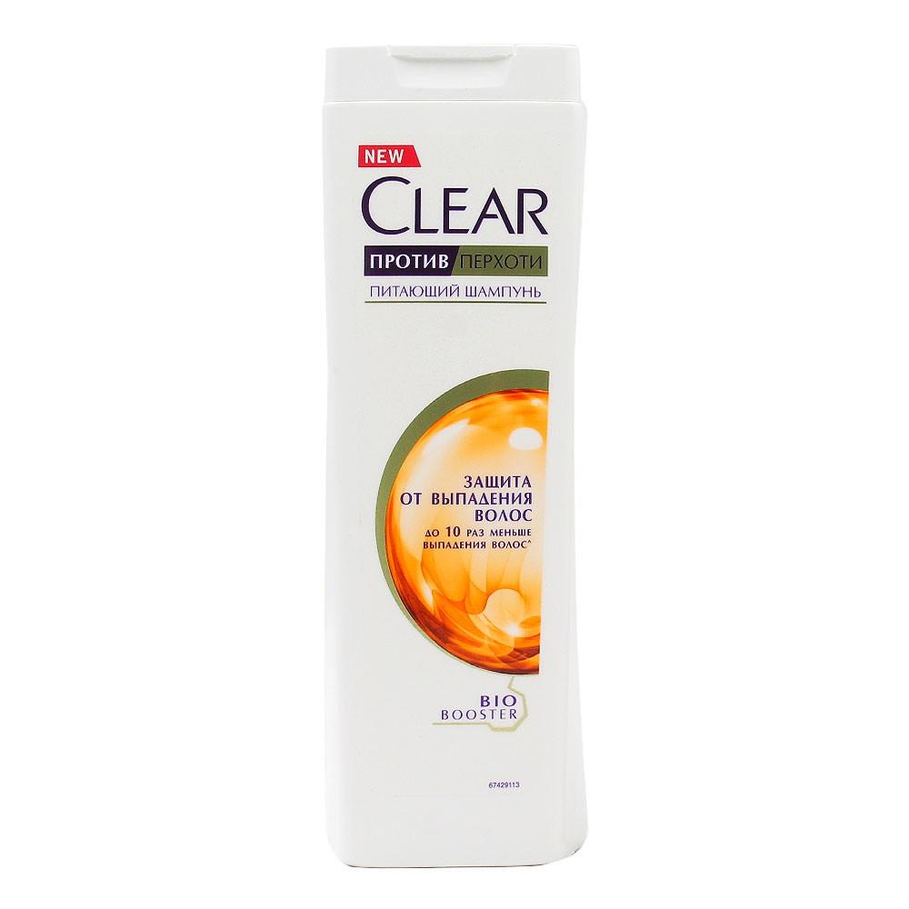 CLEAR Шампунь Защита от выпадения волос, 400 мл (CLEAR, Шампуни) ducray неоптид лосьон от выпадения волос для мужчин 100 мл
