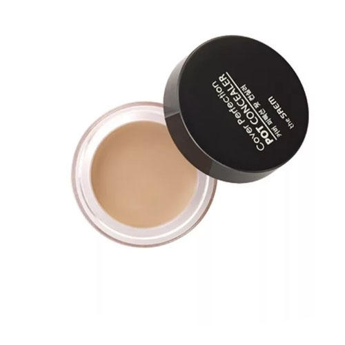 Консилеркорректор Cover Perfection Pot Concealer 01 Clear Beige, 4 г (The Saem, Cover Perfection) цена