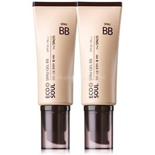 BB крем гелевый Eco Soul Spau Gel BB SPF30 PA, 40 мл (The Saem, Spau) цена