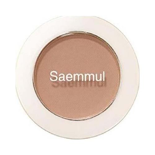 Тени для век матовые Saemmul Single Shadow (Matt), 1,6 г (The Saem, Eye) the saem saemmul single shadow paste honey gelato тени для век кремовые тон ye01 1 8 гр