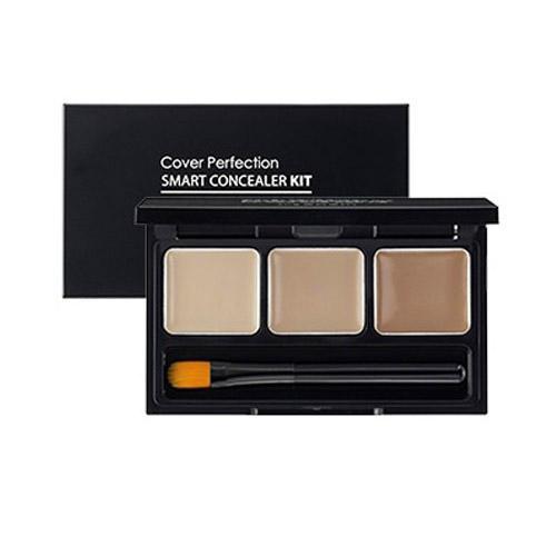 Палетка консилеров Cover Perfection Smart Concealer Kit, 4,2 г (The Saem, Cover Perfection) цена
