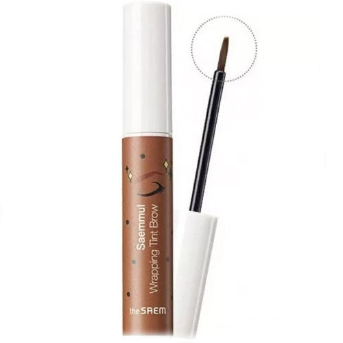 Тинт для бровей Saemmul Wrapping Tint Brow, 10 г (The Saem, Eye) блеск для губ the saem saemmul wrapping tint or01