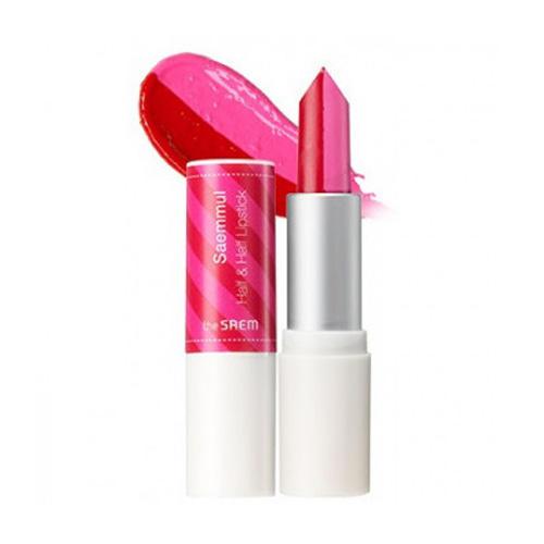 Помада для губ двухцветная Saemmul Half and Lipstick, 3,5 г (The Saem, Half)