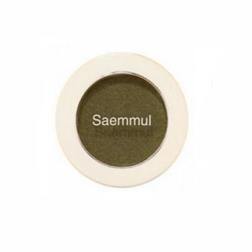Тени для век Saemmul Single Shadow, 1,6 г (The Saem, Eye)