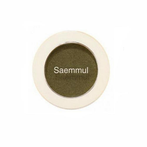 Тени для век Saemmul Single Shadow, 1,6 г (The Saem, Eye) the saem saemmul single shadow paste honey gelato тени для век кремовые тон ye01 1 8 гр