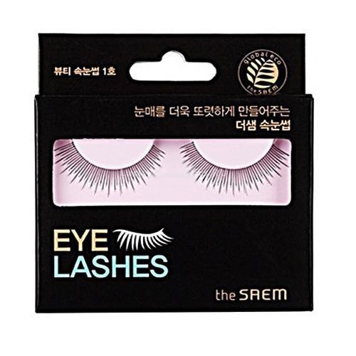 цена Накладные ресницы 02 Eyelashes 2 (The Saem, Eyelash) онлайн в 2017 году