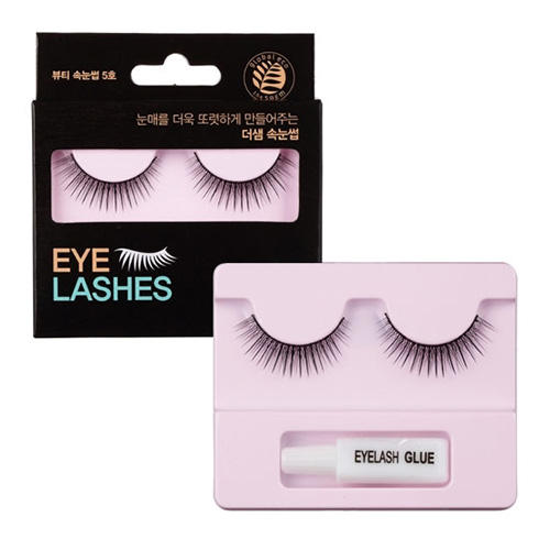 цена Накладные ресницы 05 Eyelashes 5 (The Saem, Eyelash) онлайн в 2017 году