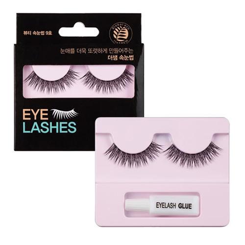цена Накладные ресницы 09 Eyelashes 9 (The Saem, Eyelash) онлайн в 2017 году