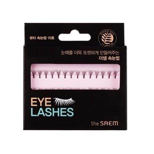 цена Накладные ресницы 10 Eyelashes 10 (The Saem, Eyelash) онлайн в 2017 году