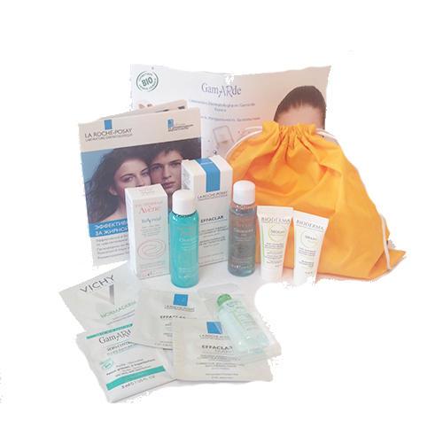 Косметичка с минипродуктами для жирной/проблемной кожи ()