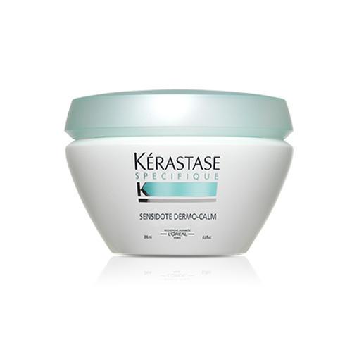 Керастаз СЭНСИДОТ успокаивающяя маска для кожи головы 200мл (Kerastase, Sensidote DermoCalm)