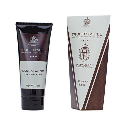 Труффит энд Хилл Крем для бритья 75 г (Truefitt & Hill, Sandalwood) фото 0