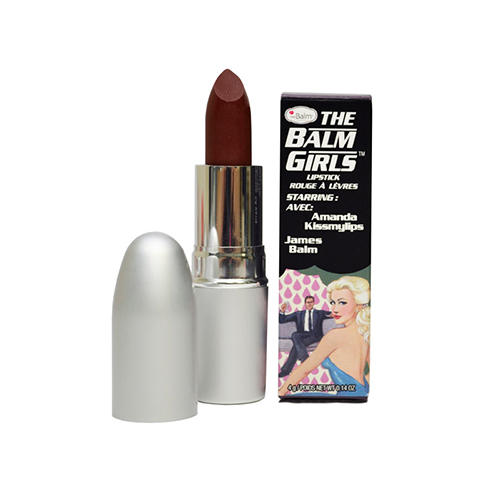 Thebalm the balm the balm губная помада thebalm girls ima goodkisser 4 г