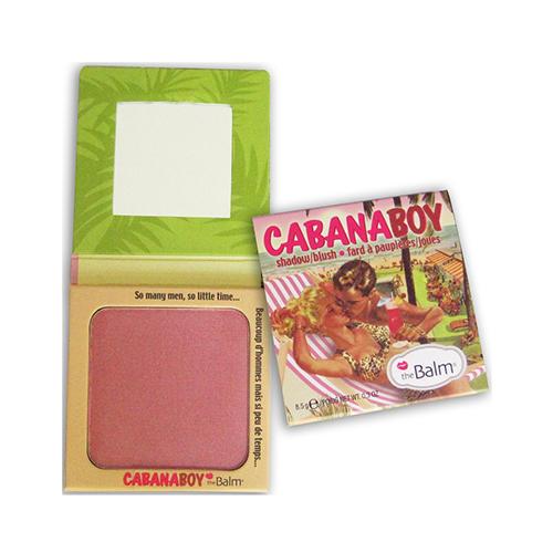 Румяна Cabana Boy, 8,5 г (Thebalm, Лицо) цена