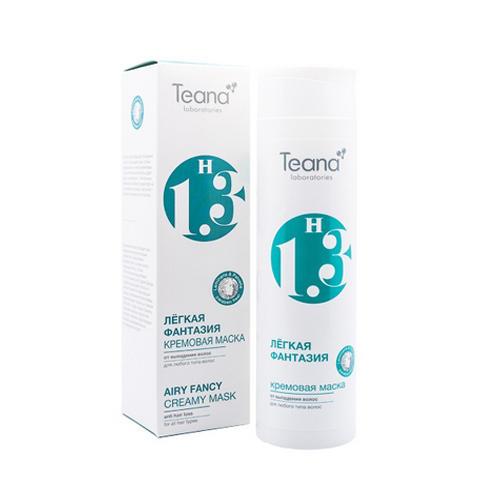 Teana Кремовая маска от выпадения волос Легкая фантазия 250 мл (Косметика для волос)