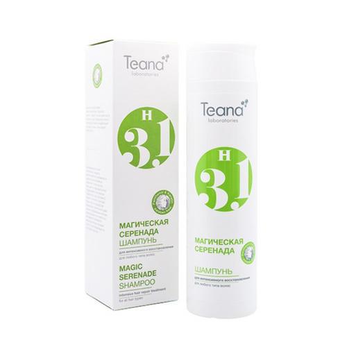 Teana Шампунь для интенсивного восстановления волос Магическая серенада 250 мл (Косметика для волос)