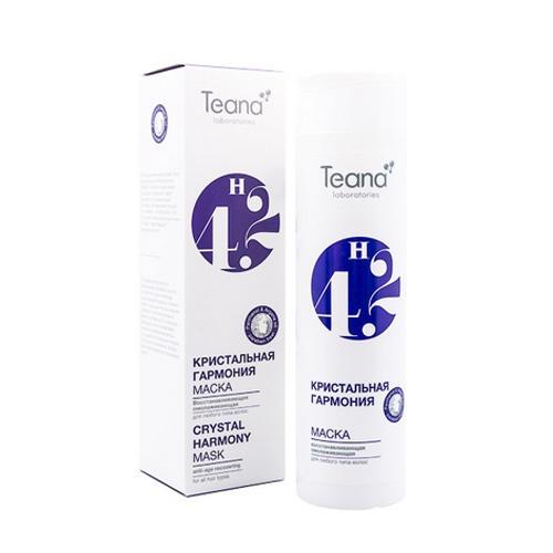 Teana Восстанавливающая омолаживающая крем-маска Кристальная гармония 250 мл (Косметика для волос)