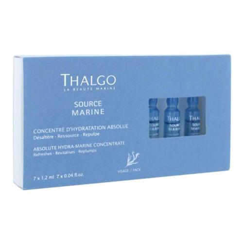 Thalgo Морской Интенсивный Увлажняющий Концентрат для лица 7 х1,2 мл (Sourse-Marine)