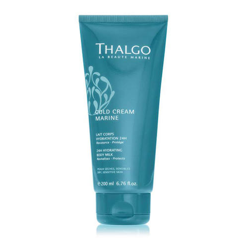 Увлажняющий лосьон для тела 24ч 200мл (Thalgo, Thalgo) thalgo by collagen cream wrinkle smoothing 50ml 1 69oz package of 3