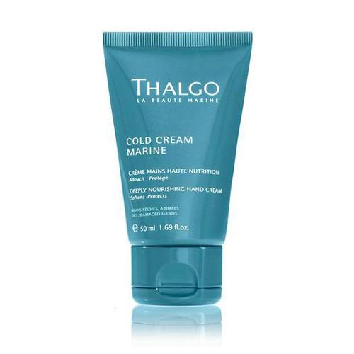Купить Thalgo Восстанавливающий Насыщенный Крем для рук 50мл (Thalgo, Cold Cream Marine), Франция