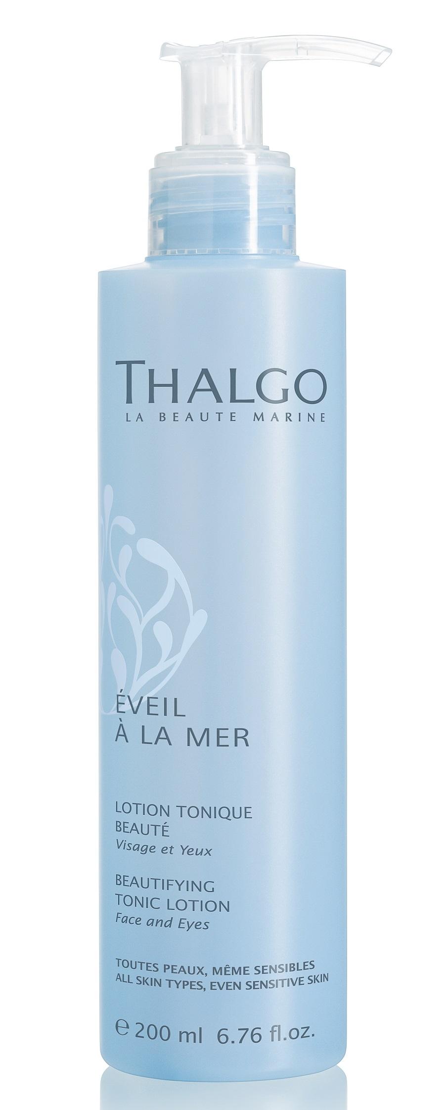Купить Thalgo Тонизирующий лосьон для лица 200 мл (Thalgo, Eveil à la Mer), Франция