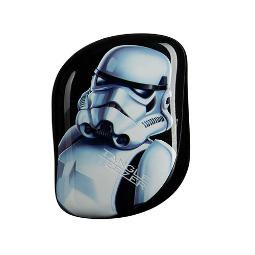 Расческа Star Wars Stormtrooper черный (Tangle Teezer, Compact Styler) tangle teezer расческа tangle teezer compact styler star wars stormtrooper черный