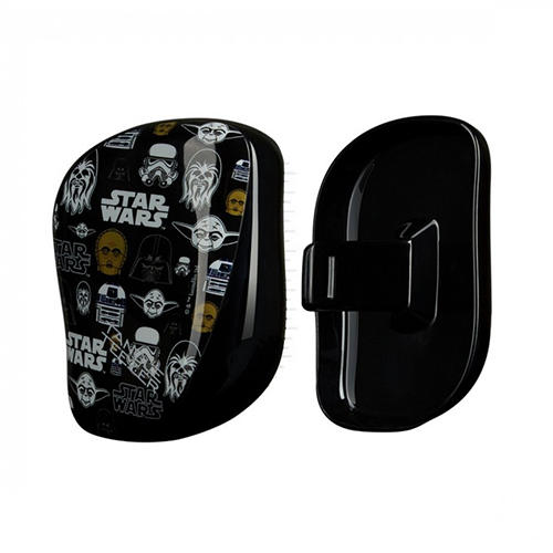 Tangle Teezer Расческа Star Wars Iconic черный (Tangle Teezer, Compact Styler)