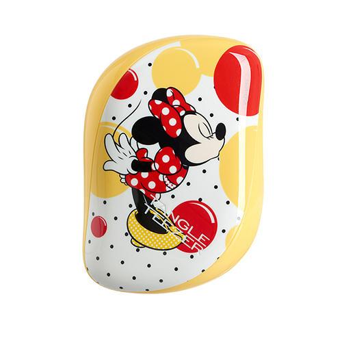 Расческа Minnie Mouse Sunshine Yellow желтый (Tangle Teezer, Compact Styler) tangle teezer расческа compact styler minnie mouse sunshine yellow расческа compact styler minnie mouse sunshine yellow