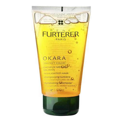 Okara Для Окрашенных Волос Шампунь для сияния мелированных волос 200 мл (Okara) (Rene Furterer)