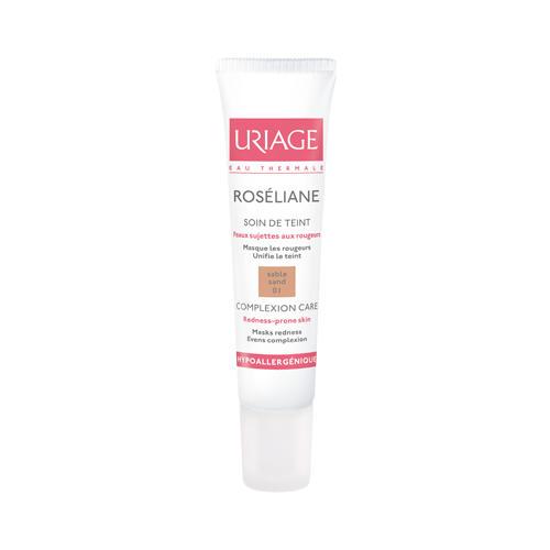 Розельян тональный уход с шелковистой текстурой, оттенок 01 - натуральный песочный 15 мл (Roseliane) от Pharmacosmetica