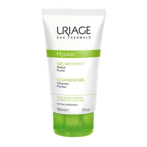 Мягкий очищающий гель Исеак 150 мл (Uriage, Hyseac) hyseac restructurant creme uriage