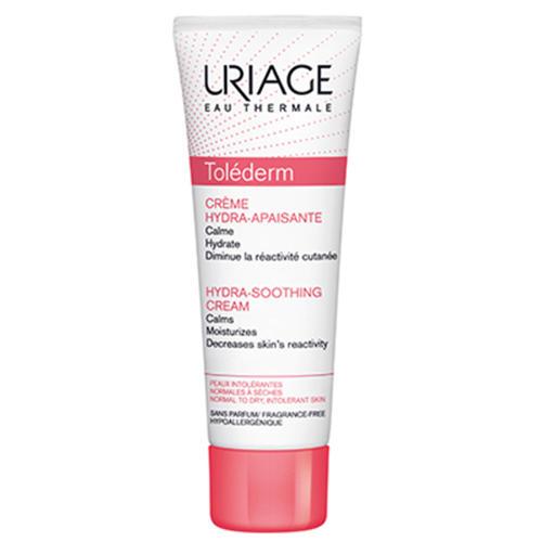 Uriage Толедерм увлажняющий успокаивающий крем для нормальной обезвоженной сверхчувствительной кожа 50 мл (Tolederm)