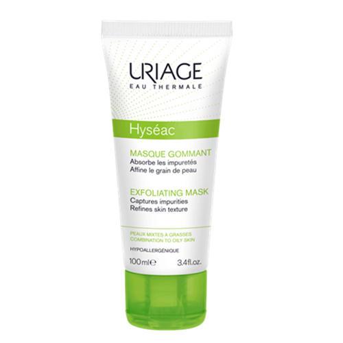 Uriage Мягкая отшелушивающая маска Исеак 100 мл (Hyseac)